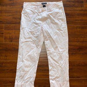 Womens Vintage Polo Jean Ralph Lauren Pink Pants